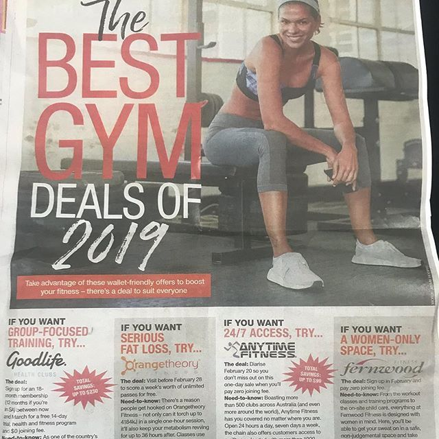 These Are Apparently The Best Gym Deals For 2019 They Are Ranging In Price From 16 To 35 A Week How Is This The B Gym Deals Best Gym Workout Programs