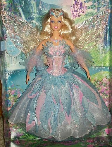 2003 Barbie in Swan Lake