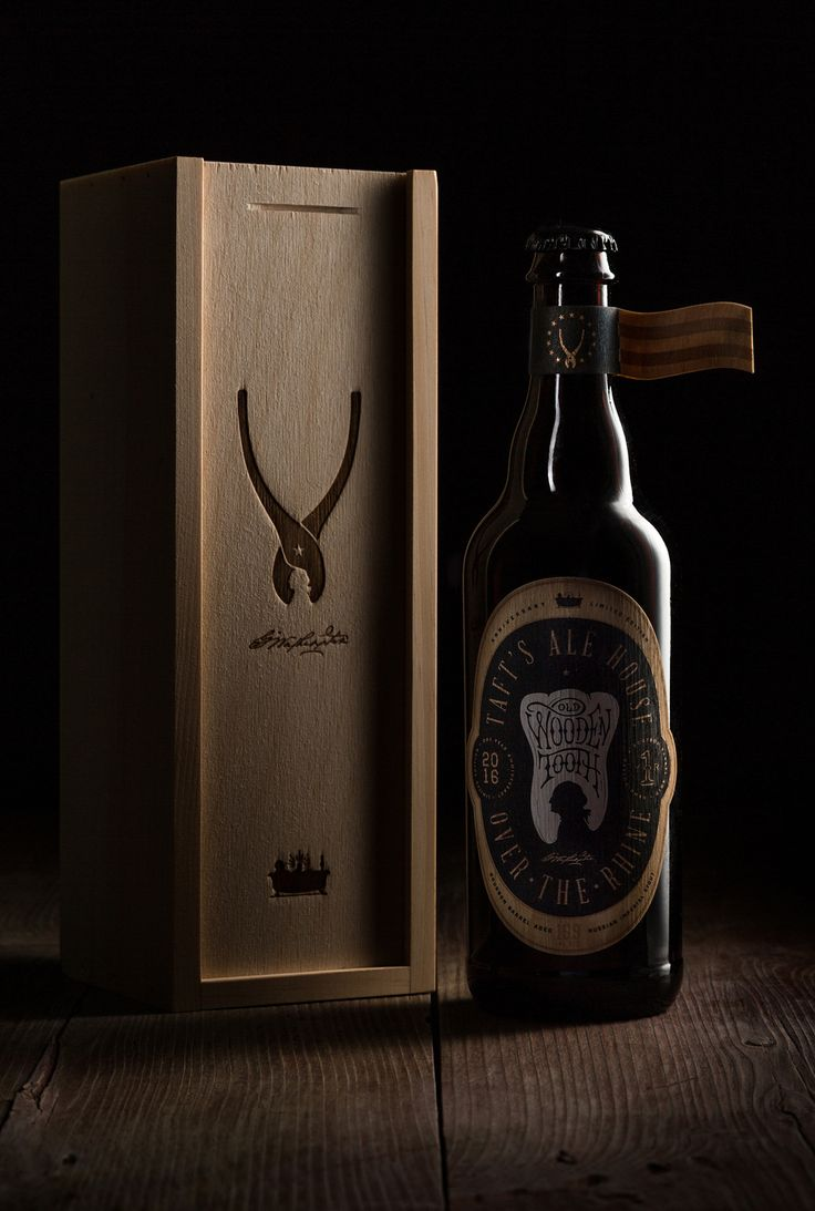 Old Wooden Tooth — The Dieline - Branding & Packaging
