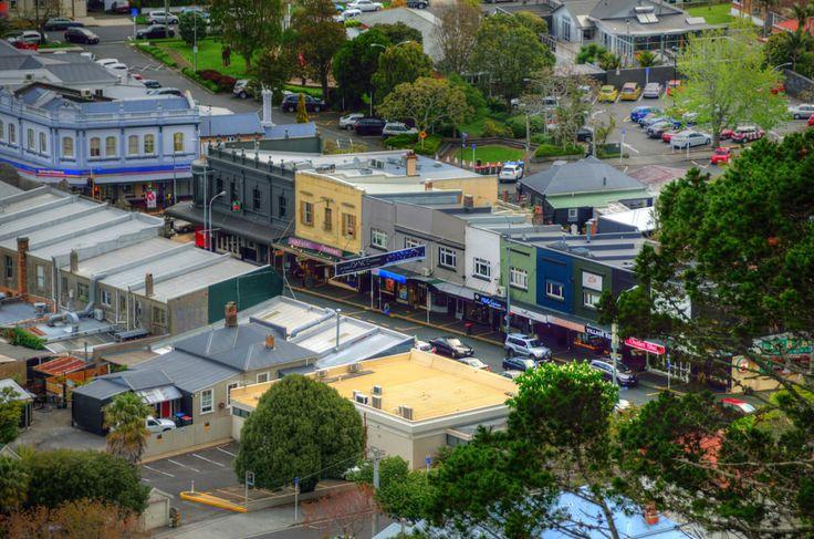 Mount Eden Road, Auckland, New Zealand