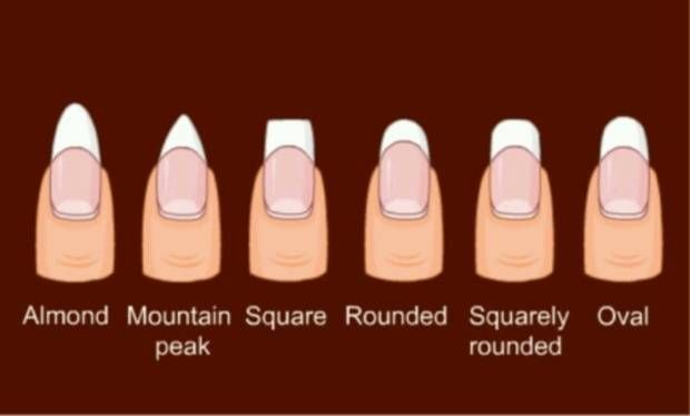 Many of us girls <i>love </i>our nail polish, and if you're anything like me, you like to sport bold manicures as the perfect accessories to any outfit. But color isn't the only thing to change on your nails. If you're looking to switch it up, try experimenting with different nail shapes! <br><br>There are a ton out there, but here are my favorite three. They are super simple, and all you'll need your nail essentials: a nail file, buffer, and nail shaper (if it's different than your nail…