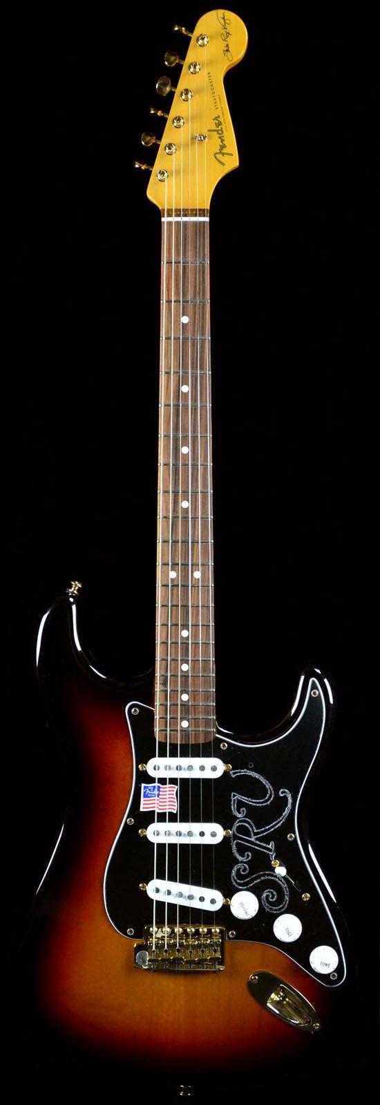 Wild West Guitars : Fender Stevie Ray Vaughan Stratocaster