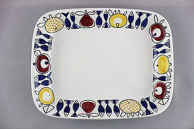 a Rorstrand Pomona serving dish. Mid century Swedish design. Marianne Westman in Pottery, Porcelain & Glass, Pottery, Art Pottery, Scandinavian | eBay