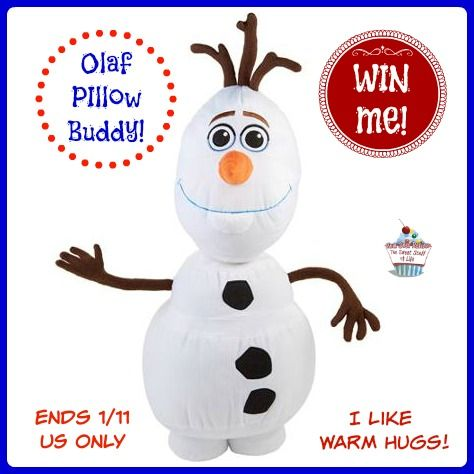 Cute Olaf Pillow : 17 Best images about Disney s Frozen on Pinterest Frozen crafts, Disney frozen and Frozen cake