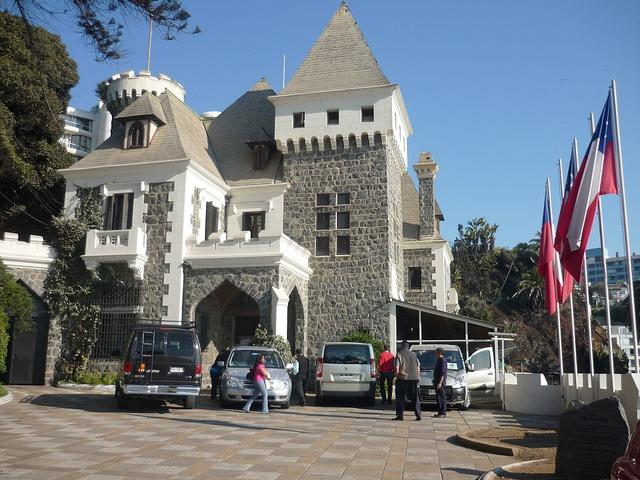 My wedding venue in Vina Del Mar, Chile