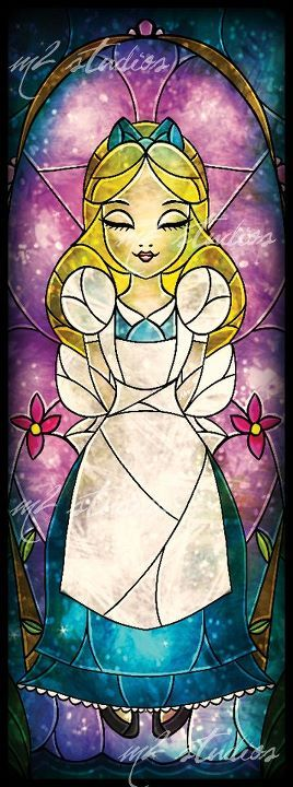 *Alice no País das Maravilhas, 1951 #Alice #Vidral