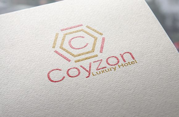 Check out Coyzon by Conflutech Designs on Creative Market