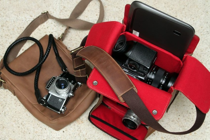 Box Style camera Bags