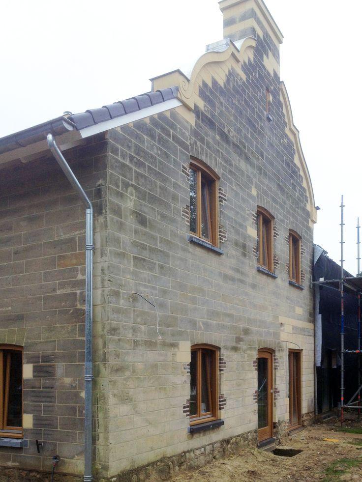 25 beste idee n over modern huis exterieur op pinterest modern woningexterieur moderne for Huis voor na exterieur renovaties