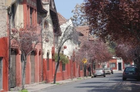 Providencia district, Santiago de Chile