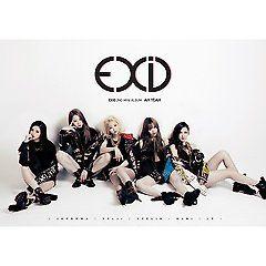 [EXID] - Ah Yeah [2nd Mini Album]