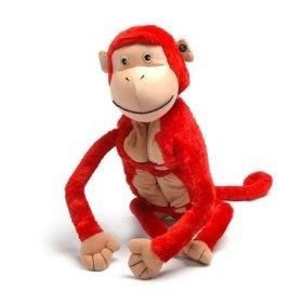 "Plush Maskaka Red Monkey Zoobie 16""  Order at http://amzn.com/dp/B000PDI0S6/?tag=trendjogja-20"