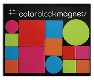 Colour Block Magnets - Available in Small or Large Packs