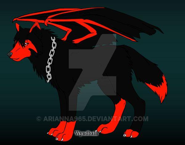 14 best anime wolf images on Pinterest   Anime wolf, Demon ... - photo#20