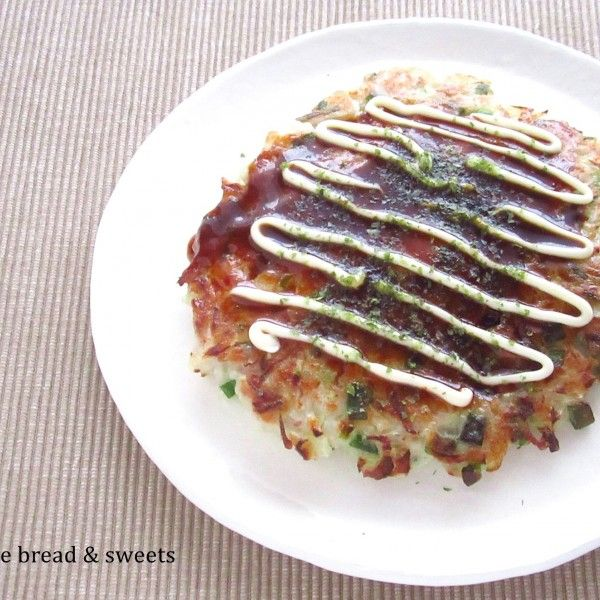 春キャベツで☆小麦・卵を使わない!米粉のお好み焼き|暮らしニスタ