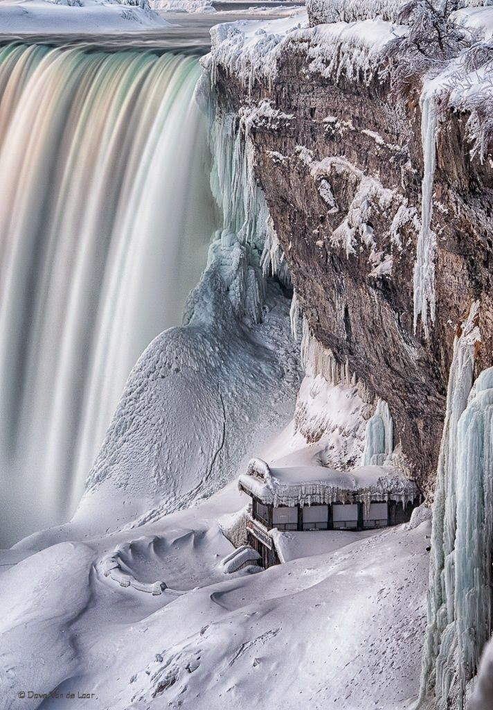 #Niagara_Falls_Ontario_Canada.  By #Talley / #Nikonians.