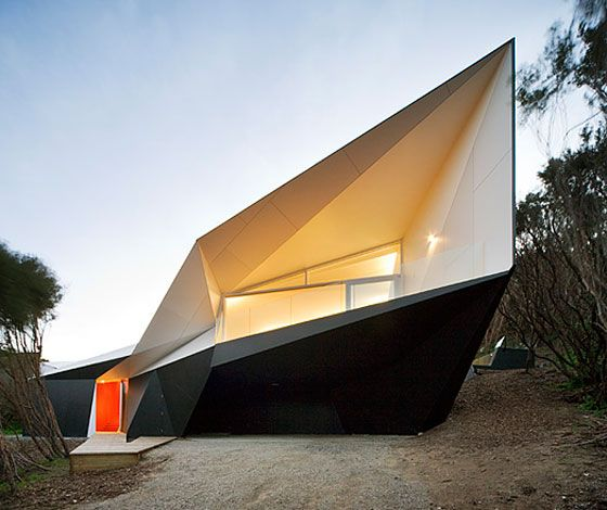 Klein Bottle House by McBride Charles Ryan; photo by John Gollings