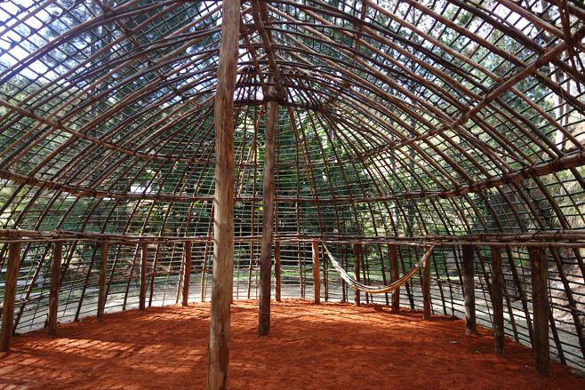 No interior de SP, uma fazenda é erguida com arquitetura nativa e influências indígenas | Catraca Livre