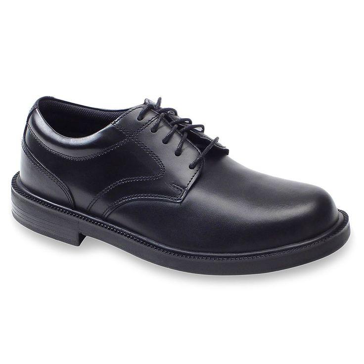 Deer Stags Times Men's Dress Shoes, Size: medium (10.5), Black