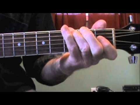 Learning Blues Guitar Chapter One • Solo #3 with Chord Progression (+pla...