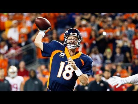 'Sound FX': Peyton Manning's record-breaking drive  --  -- #ProFootballDenverBroncos