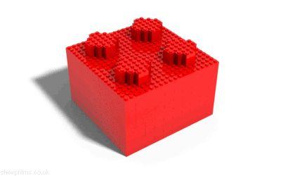 rojo construcción