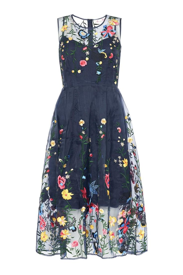 A Piece of Art Dress by Alannah Hill