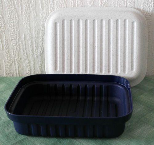 Kleiner Brotmax Brotbox Brotkasten Laibwächter Bäckermeister Tupperware Tupper | eBay
