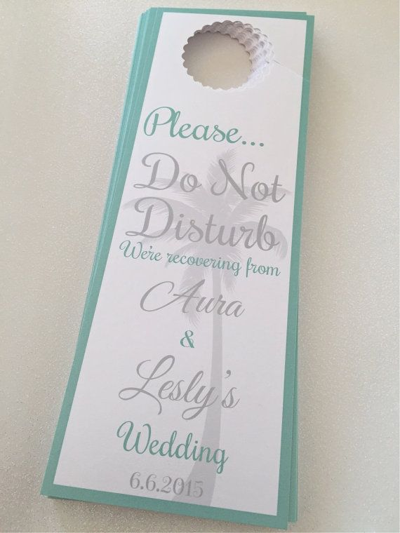 Best 25+ Wedding door hangers ideas on Pinterest Hangers for - wedding door hanger template