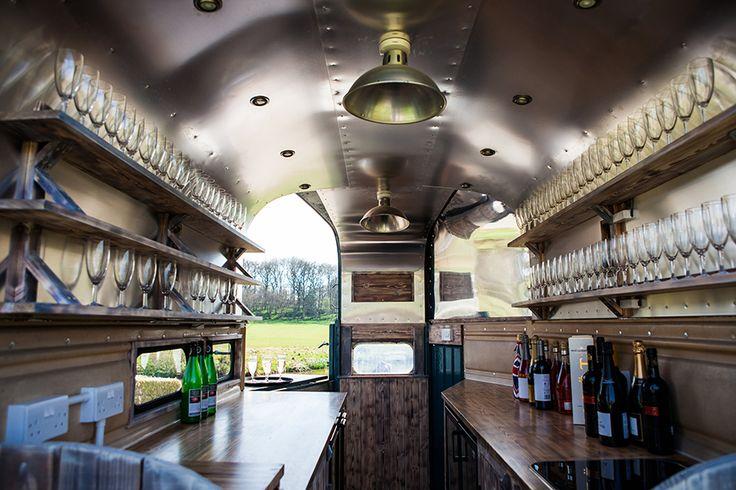 Vintage Horse Box Bar Hire