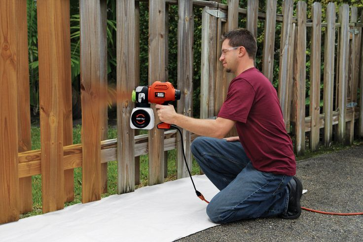 Picket fence cleaning - Foter