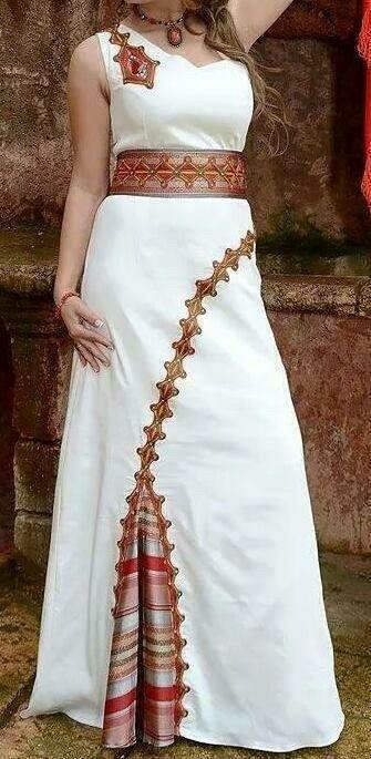 Kabyle dress algeria