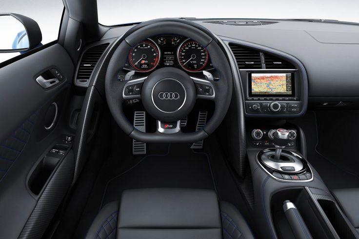 2015 Audi R8 Interior