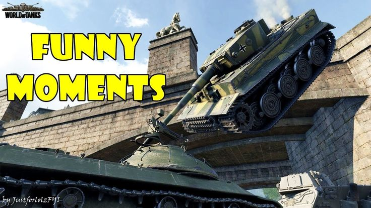 World of Tanks - Funny Moments | Week 2 April 2017