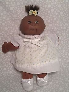 Cabbage Patch Kids Doll Mattel First Edition Cpk Dress