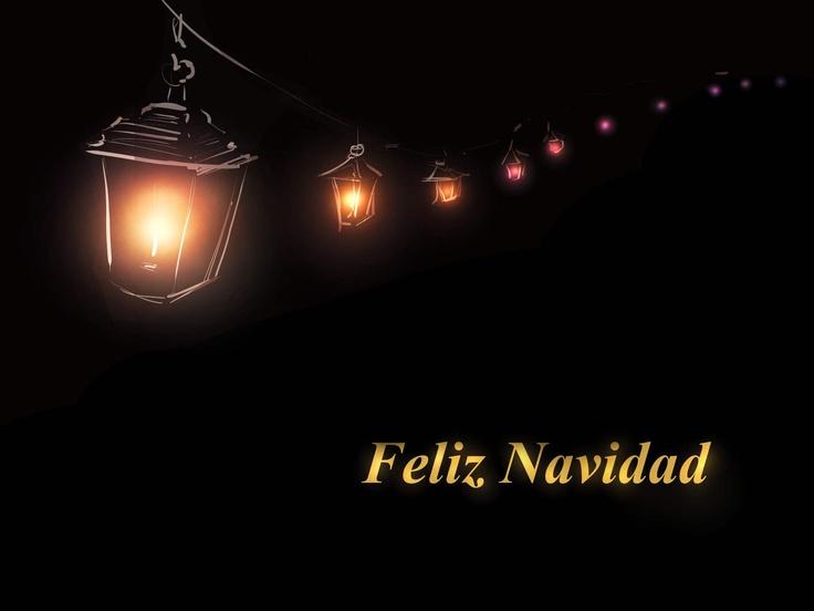 Felicitación de navidad. Christmas.