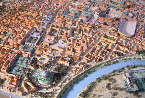 Roman Forum 3D buildings - YouTube |Forum Romanum 3d