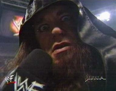 """From """"WWF Sunday Night Heat"""" in January 24th, 1999, Undertaker chose his Next Victim on Tonight's Royal Rumble"""