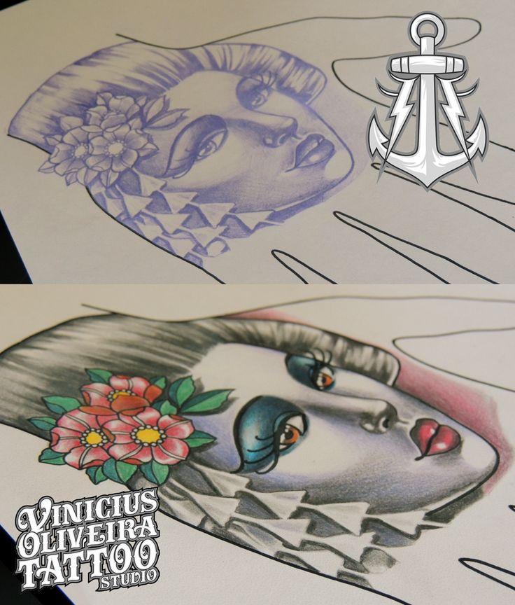 Tattoo for the weeek, hands, gueixa