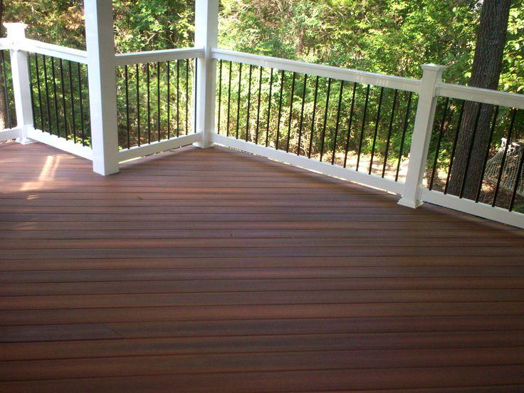 PVC decking   St. Louis decks, screened porches, pergolas by Archadeck