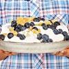 Peach-Blueberry Ice Cream Pie: Cream Pies Recipes, Sweet Rose, Cream Pie Recipes, Everlasting Recipes, Rose Creamery