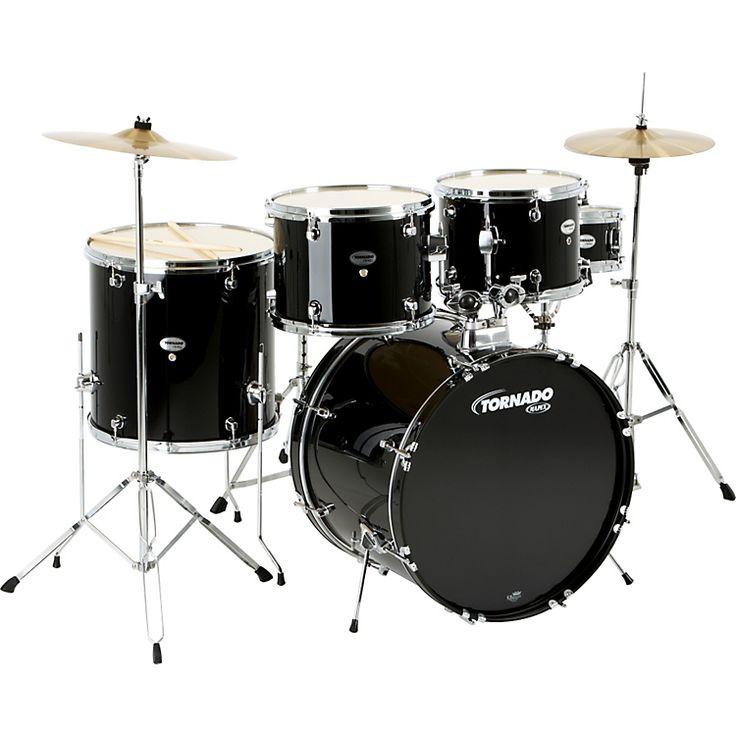 MapexTornado 5-Piece Drumset