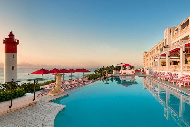 幸せに満ちた南アフリカの美しきシーサイドホテル