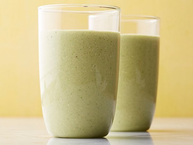Green Morning Smoothie #myplate #dairy #starch #fruit: Melissa D Arabian, Food Network, Green Mornings, Mornings Smoothie, Ice Cubes, Healthy Eating, Green Smoothie, Smoothie Recipes, Eater Projects