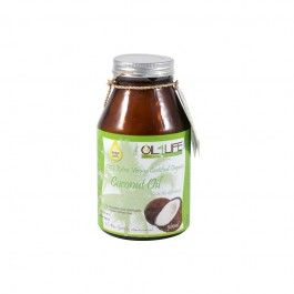Oil4Life Organic Coconut Oil