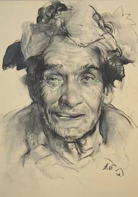 大师系列-尼古拉·布洛欣精彩至极的素描作品 - 每日头条