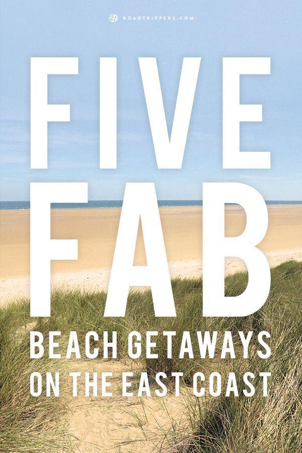 Best East Coast Beaches Ideas On Pinterest East Coast Map - Map of eastern us beaches