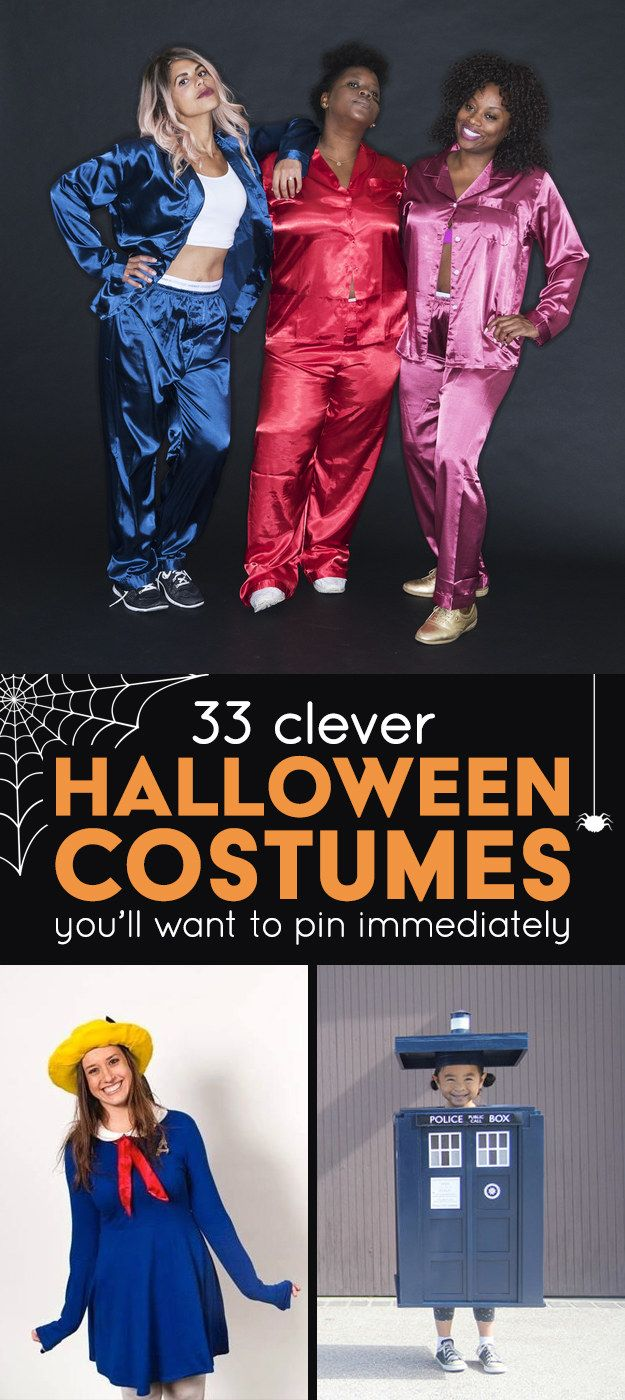 Cute and funny Halloween costumes for 2016!