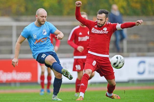 Landesliga: Hesse-Team bleibt nach 4:0 Erster +++  Überraschungsei Ünal führt Fichte zum Sieg