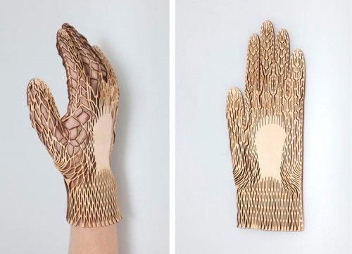 The next evolution of clothing via designer Renee Verhoeven / ArtEZ #design #fashion #parametric